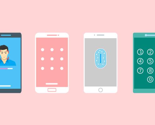 smartphone beveiligen